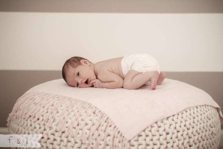 feather + light newborn photographer West Chester, PA