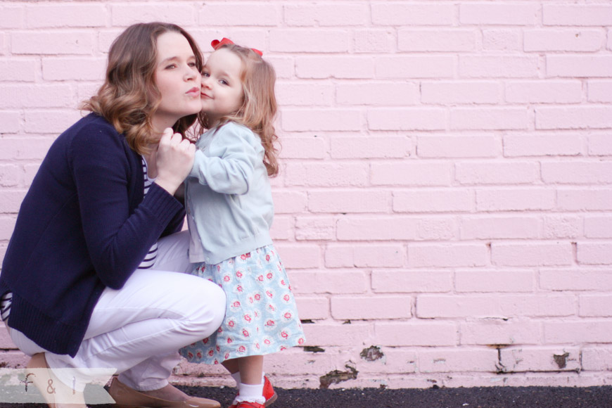 Mommy + Me. Martha + Louise - Philadelphia, PA {Children + Maternity}