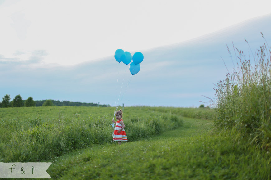 Gender Reveal | feather + light photography | West Chester, PA