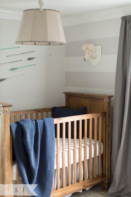 feather + light   newborn photographer PA   baby boy nursery