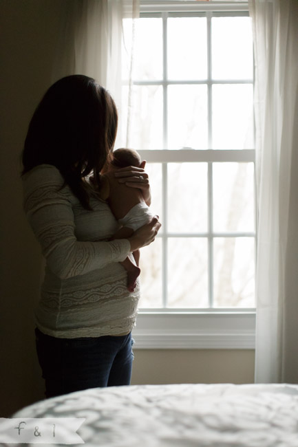 feather + light photography | West Chester, PA | newborn photographer