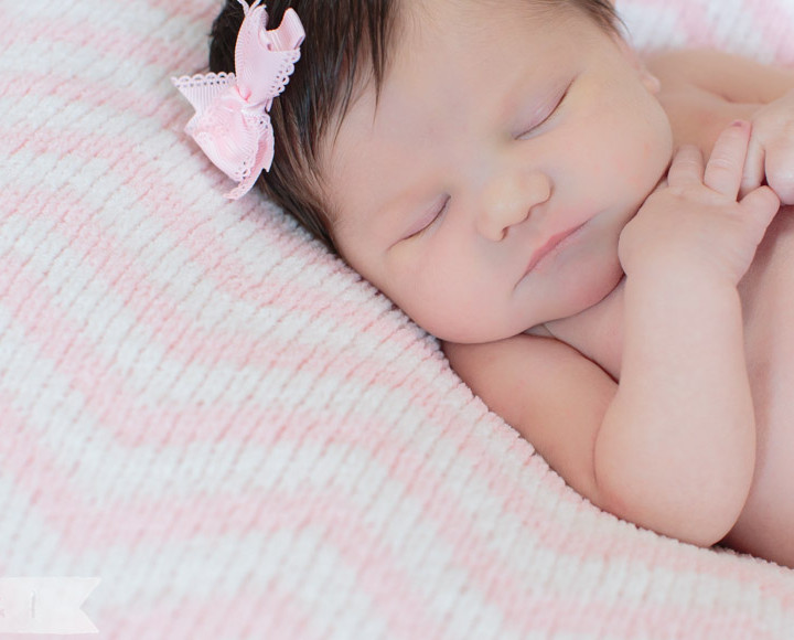 Meet little Flora Lee - Oxford, PA {Newborn}
