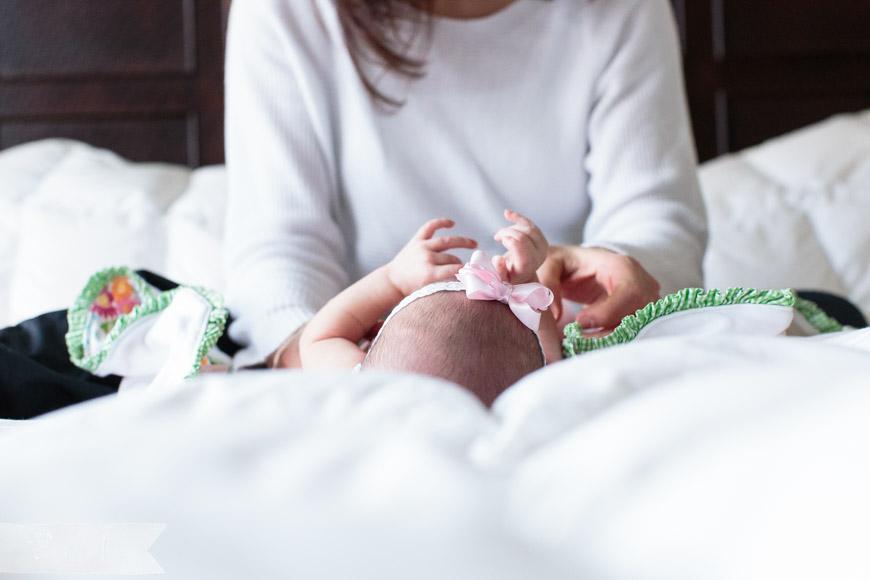 feather + light photography | Main Line, PA newborn photographer  | newborn + mother