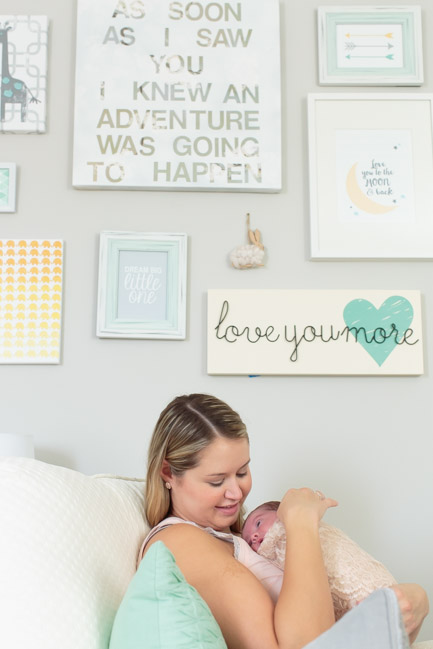 feather + light photography | west chester, pa newborn photographer | main line, pa newborn photographer