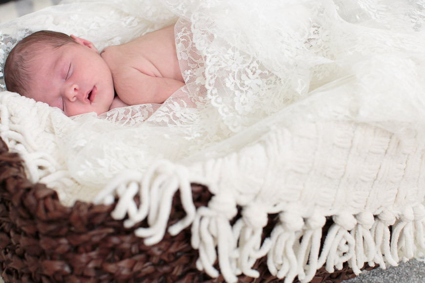 Madelyn Hazel - West Chester, PA {Newborn}