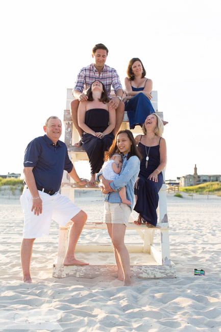 feather + light photography | avalon, nj | philadelphia, pa family photographer | family beach photography
