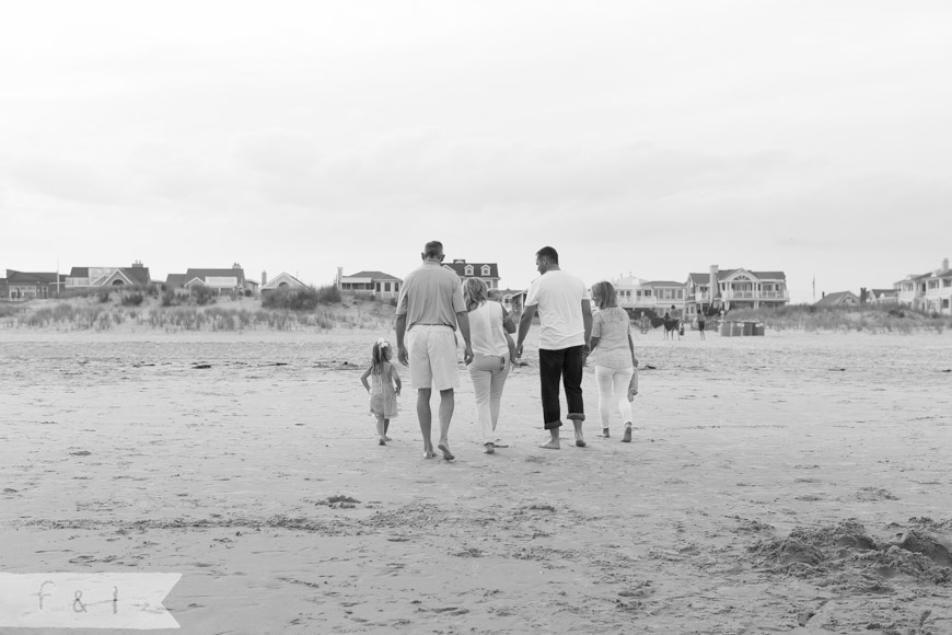 feather + light photography | devon, pa family photographer | ocean city, nj | family beach pictures