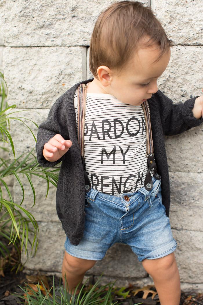 feather + light photography | child fashion blogger | little banditos