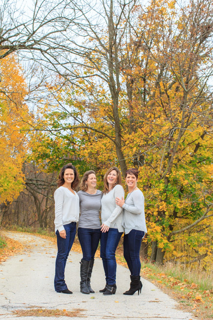 feather + light photography | malvern, pa family photographer | group shot
