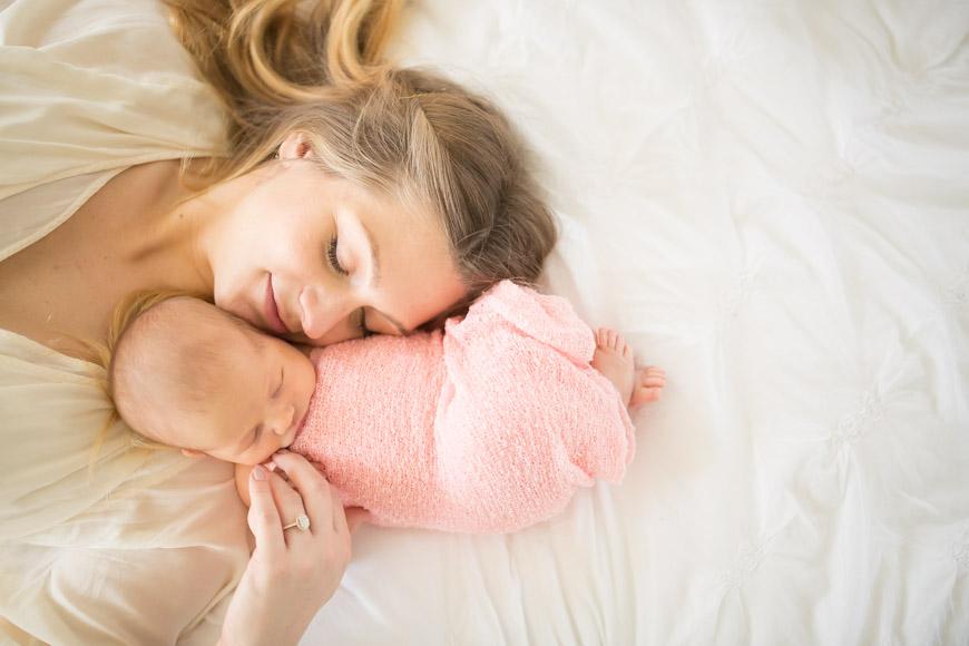 Elle Magdalene - Wayne, PA {Newborn + Lifestyle}