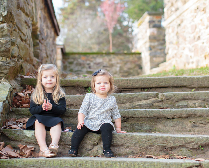 Estella + Marla Mini Session- West Chester, PA {Children}