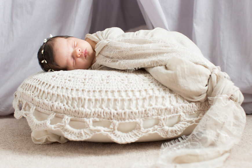 Penelope Grace - West Chester, PA {Newborn + Lifestyle}