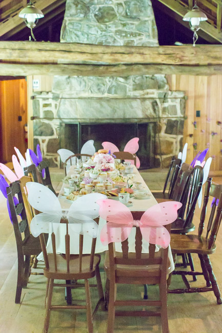 feather + light photography | newlin grist mill | fairy tea party | girls 4th birthday party