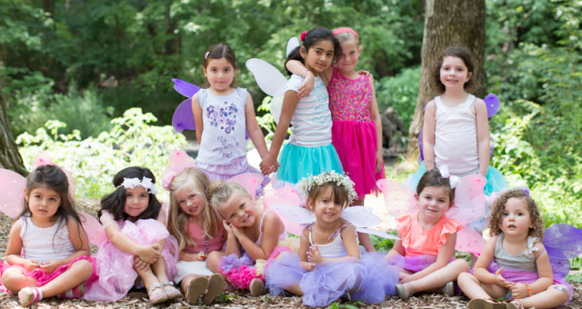 Sienna's Fairy Tea Party - West Chester, PA {Events}