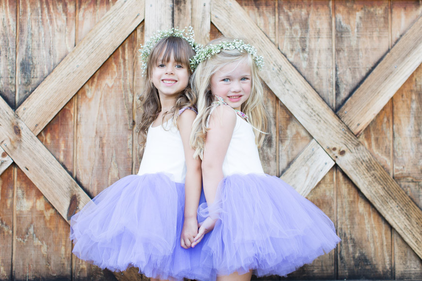 Sienna + Annie Lavender Dreams - Doylestown, PA {Children}