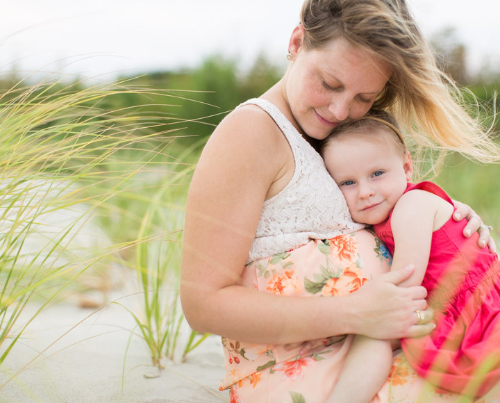 Hall Family - Maternity, Family + Lifestyle {Ocean City, NJ}