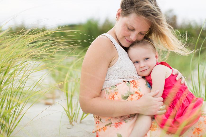 Hall Family - Maternity, Family + Lifestyle {Ocean City, NJ}