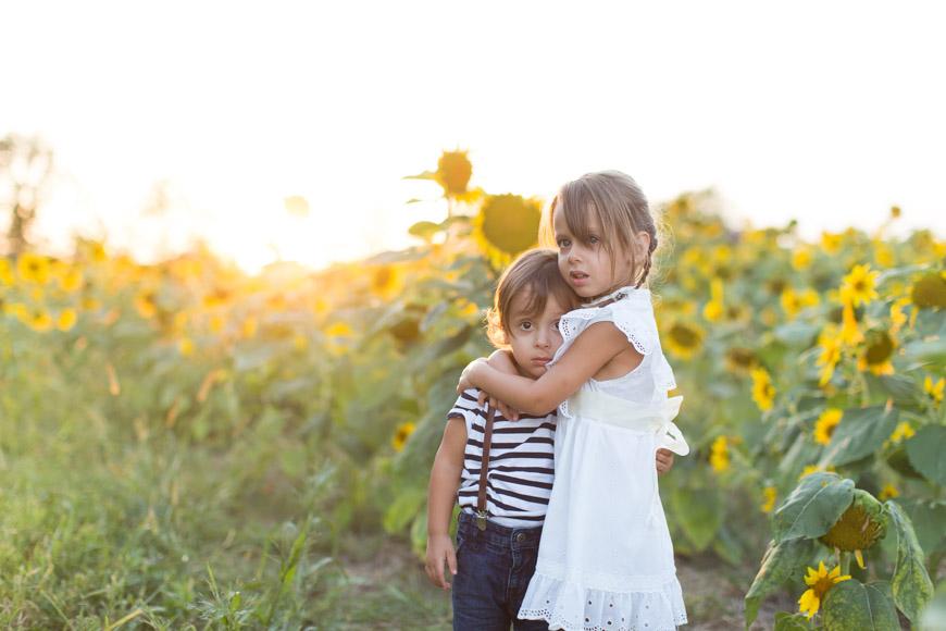 feather + light photography | philadelphia lifestyle blogger | sunflower fields | kennet square