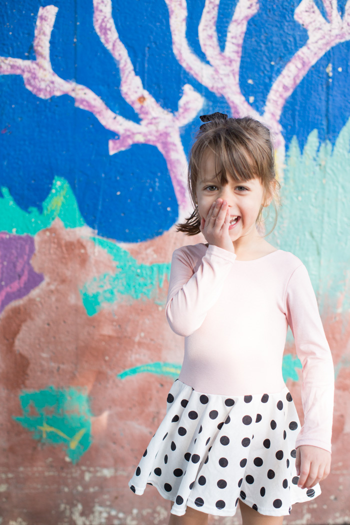 feather + light photography | blumonet playsuit | child fashion blogger
