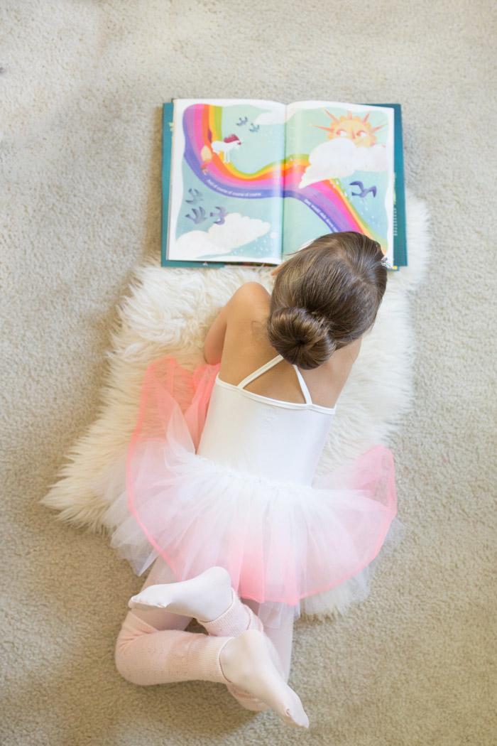feather + light photography | uni the unicorn | tutu | tiny dancer | child fashion blogger