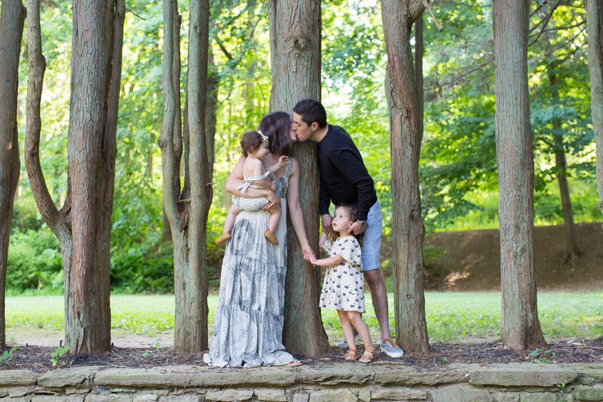 Liguori Family, Party of 4 - West Chester, PA {Family + Lifestyle}