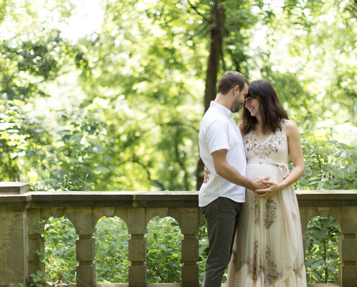 Anne + Evan Maternity - West Chester, PA {Maternity + Lifestyle}