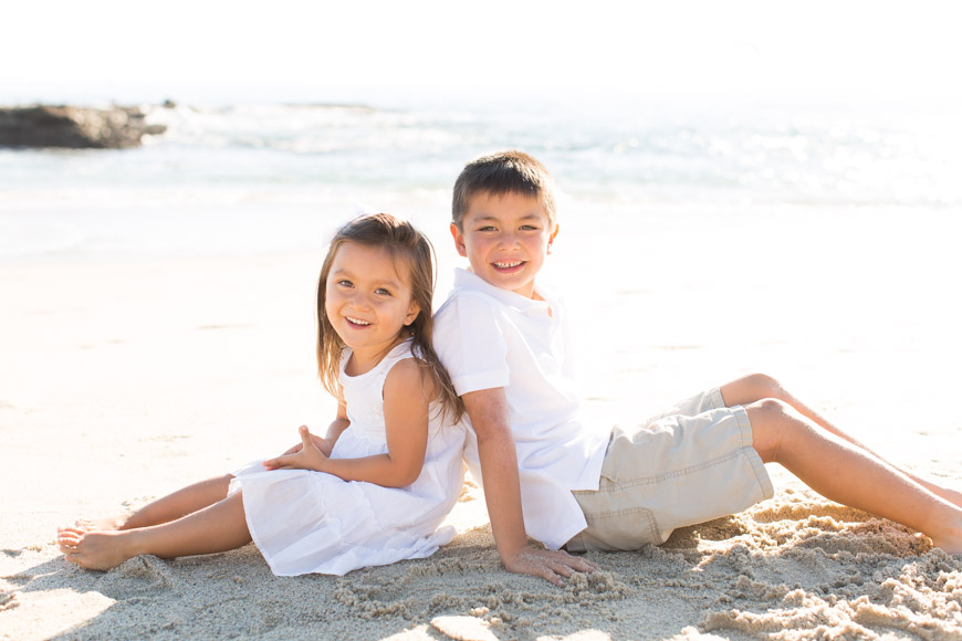 feather + light photography | orange county family photography | laguna beach family photos