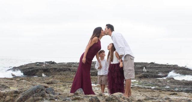 Pilon Family - Laguna Beach, CA {Family + Lifestyle}