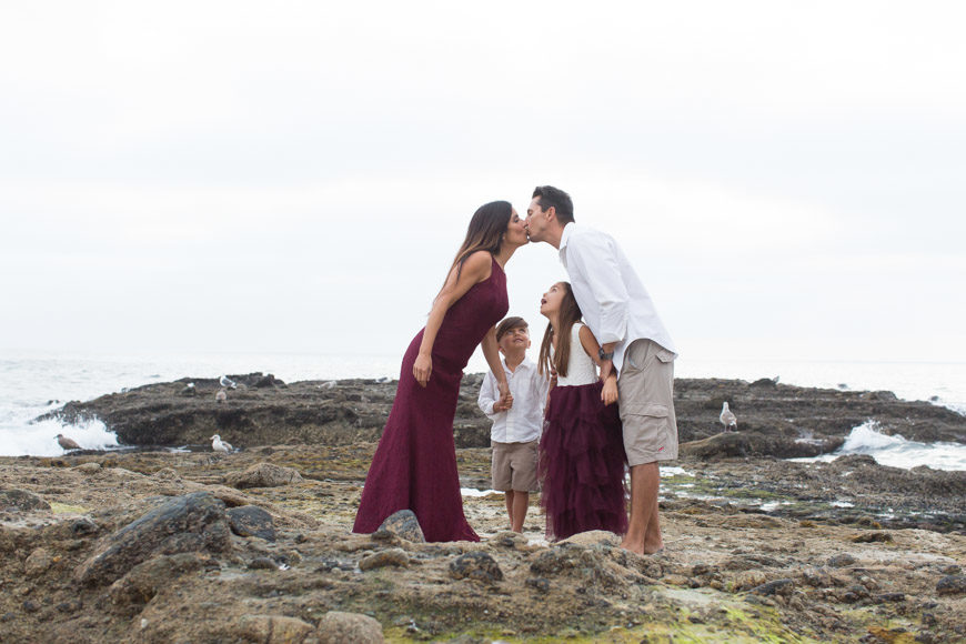 Pilon Family - Laguna Beach, CA {Family + Lifestyle}