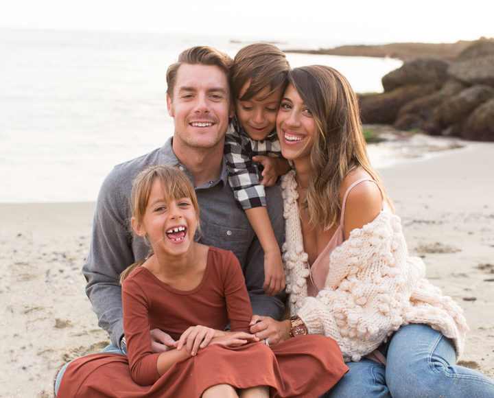 This Is Us - Laguna Beach, CA {Personal, Family + Lifestyle}