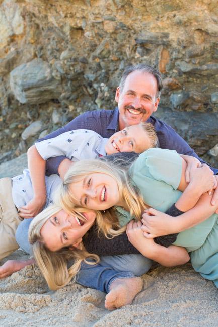 family photographer laguna beach, ca