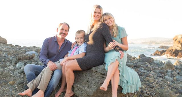 Ricciotti Family - Laguna Beach, CA {Lifestyle + Family}