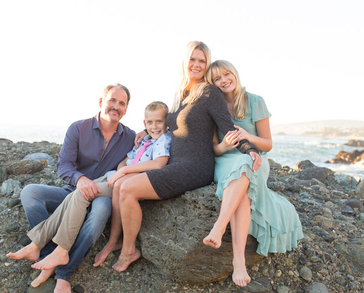 Ricciotti Family - Laguna Beach, CA {Lifestyle + Family}