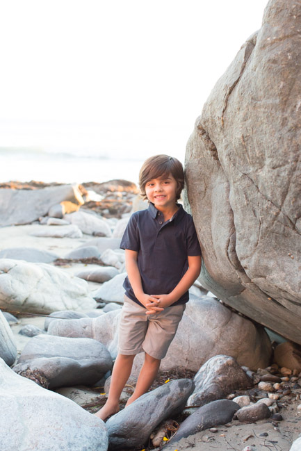 Orange Count, CA Beach Family Photographer