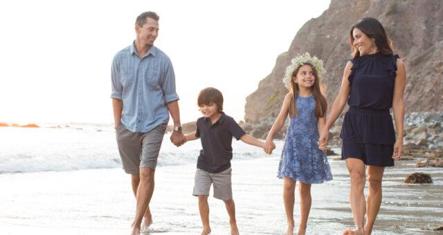 The Pilon Family - Dana Point, CA {Family + Lifestyle}