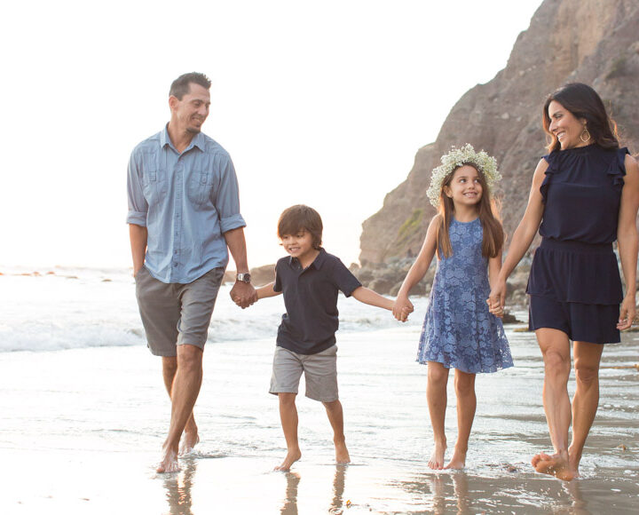 The Pilon Family - Dana Point, CA {Family + Lifestyle}