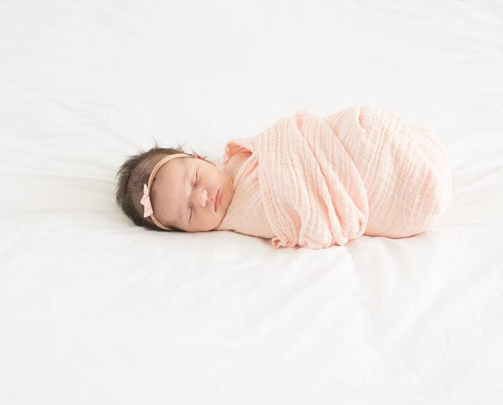 Introducing Baby Mackenzie - Ladera Ranch, CA {Newborn, Family + Lifestyle}