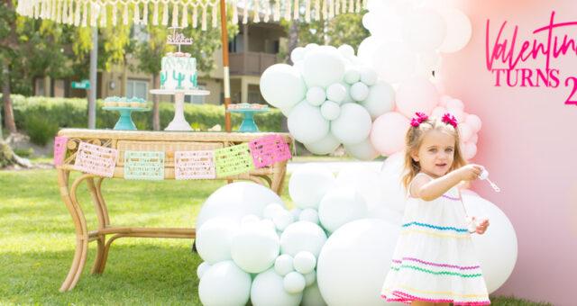 Valentina's 2nd Birthday - Ladera Ranch, CA {Event + Children}