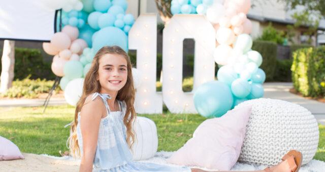 Olivia's 10th Birthday - Rancho Mission Viejo, CA {Event}