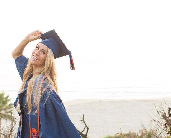 Lindsay's Graduation - Dana Point, CA {Family}